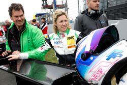 #50 YACO Racing Audi R8 LMS: Rahel Frey