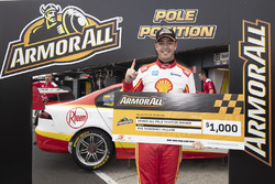 Pole: Scott McLaughlin, Team Penske Ford