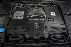 2018 Mercedes-AMG S65 engine
