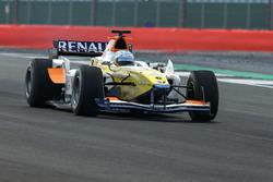 Classic formula car