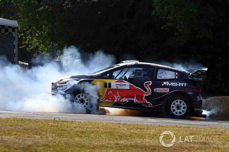 Sebastien Ogier, Ford Fiesta WRC