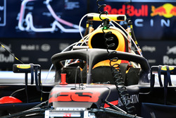 Halo del Red Bull Racing RB14