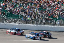 Эй-Джей Алмендингер, JTG Daugherty Racing Chevrolet и Крис Бушер, JTG Daugherty Racing Chevrolet