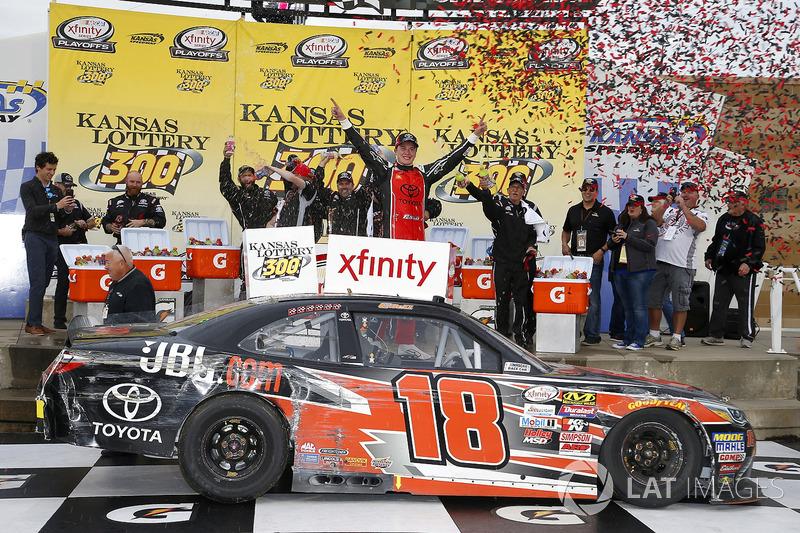 NASCAR Xfinity Series - Kansas - Christopher Bell