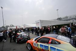 Porsche 911 GT3 Cup Pronte a scendere in pista