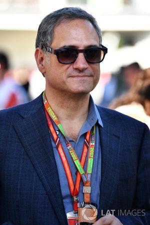 Alejandro Soberón, Presidente y CEO de Grupo CIE y Presidente de fórmula 1 Gran Premio de México