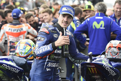 Third place Maverick Viñales, Yamaha Factory Racing