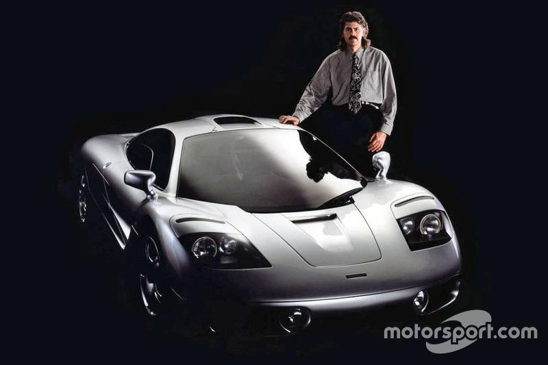 Гордон Марри и McLaren F1