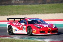 #703 Ferrari of Ft. Lauderdale Ferrari 458: Francesco Piovanetti