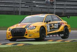 Max Mugelli, Audi RS3 LMS, Pit Lane