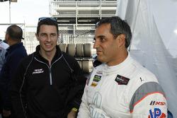 #6 Acura Team Penske Acura DPi, P: Dane Cameron, Juan Pablo Montoya, engineer