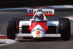 Ален Прост, McLaren MP4/2B