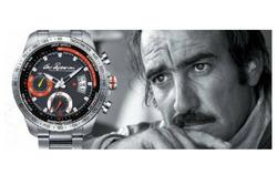 Cronografo Brandford dedicato a Clay Regazzoni