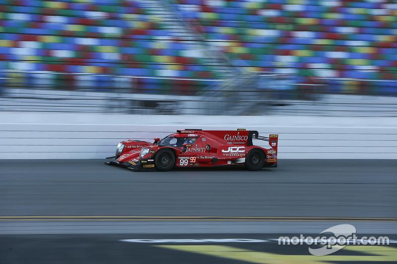 17º #99 JDC/Miller Motorsports ORECA 07: Stephen Simpson (LMP2)