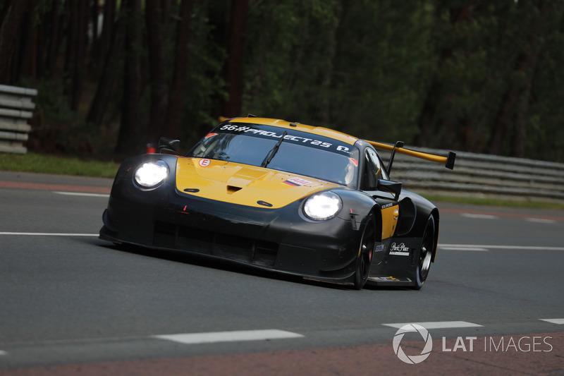 5. LMGTE-Am: #56 Team Project 1, Porsche 911 RSR