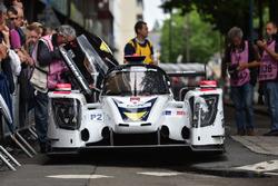 #50 Larbre Competition Ligier JSP217