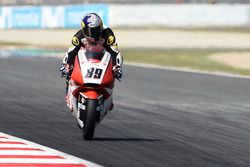 Khairul Idham Pawi, Idemitsu Honda Team Asia stoppie,