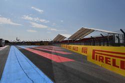 Aspectos del circuito Paul Ricard