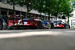 Автомобиль Ford GT (№68) команды Ford Chip Ganassi Team USA
