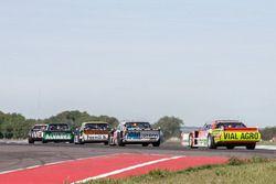 Julian Santero, Coiro Dole Racing Torino, Nicolas Gonzalez, A&P Competicion Torino, Carlos Okulovich, Maquin Parts Racing Torino, Jonatan Castellano, Castellano Power Team Dodge