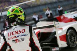 Mike Conway, Toyota Gazoo Racing