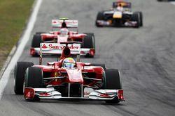 Фелипе Масса, Ferrari F10, Фернандо Алонсо, Ferrari F10