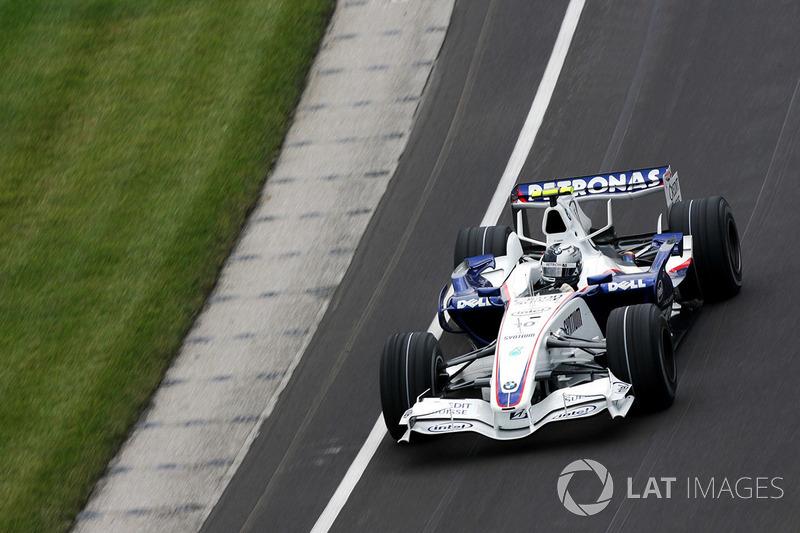 2007: Sebastian Vettel, BMW Sauber F1.07