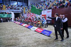 İstanbul Supercross mücadelesi