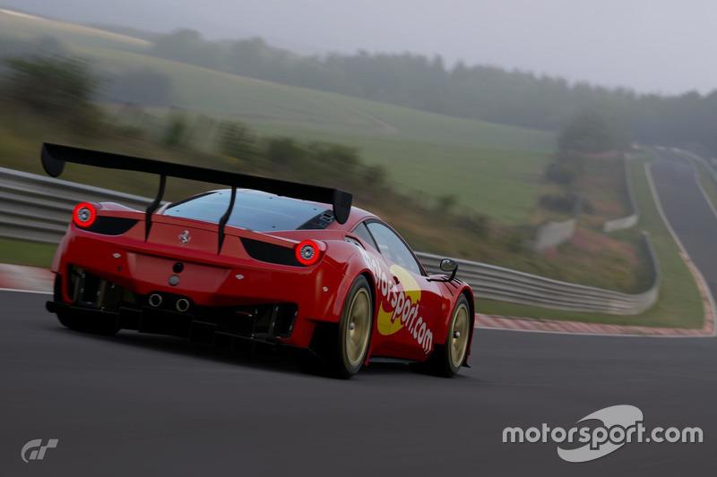 Ferrari, Gran Turismo Sport