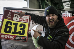 Механик команды Monster Energy Honda Team