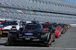 Cadillac DPi-V.R (№10) команды Wayne Taylor Racing