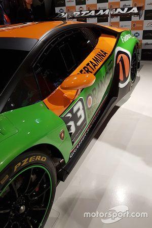 Grasser Racing Team Lamborghini Huracan GT3