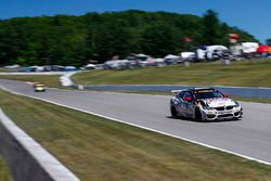 #82 BimmerWorld Racing, BMW M4 GT4, GS: James Clay, Tyler Cooke