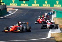 Dorian Boccolacci, MP Motorsport e Leonardo Pulcini, Campos Racing
