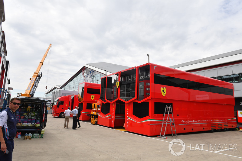 Brit Nagydíj - F1 2018