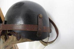 Il casco di Herbert Johnson