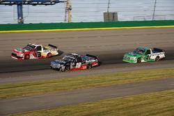 Myatt Snider, ThorSport Racing, Ford F-150 Liberty Tax, Noah Gragson, Kyle Busch Motorsports, Toyota Tundra Safelite AutoGlass, and Ben Rhodes, ThorSport Racing, Ford F-150 Alpha Energy Solutions