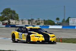 #76 TA2 Chevrolet Camaro, Anthony Honeywell of Stevens Miller Racing/Honeywell Competition