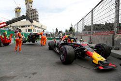 El coche de Daniel Ricciardo, Red Bull Racing RB14