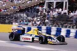Riccardo Patrese, Williams FW13
