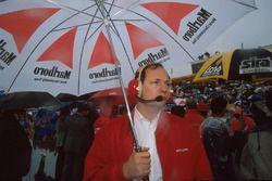 Ron Dennis, McLaren-Teamchef