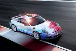 La Porsche 911 GT3 Cup del Porsche Club Ticino