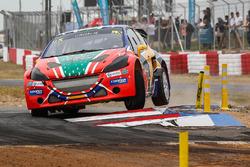 Mark Cronje, Albatec Racing, Peugeot 208