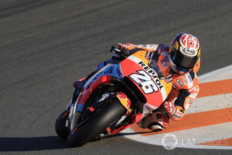 2017, MotoGP: 4º en el campeonato con 210 puntos