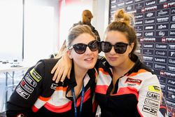 Martina Cuzari and Veronica Del Sole, Forward Racing Team