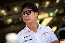 #7 Toyota Gazoo Racing Toyota TS050-Hybrid:Kamui Kobayashi