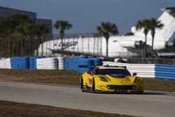 #3 Corvette Racing Chevrolet Corvette C7.R, GTLM: Antonio Garcia, Jan Magnussen, Mike Rockenfeller