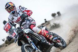#1 Hero MotoSports Team Rally: CS Santosh