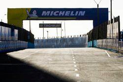 Michelin, TAG Heuer logos