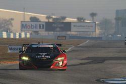 Чад Гилсингер, Райан Иверсли, Том Дайер, HART Acura NSX GT3 (№69)